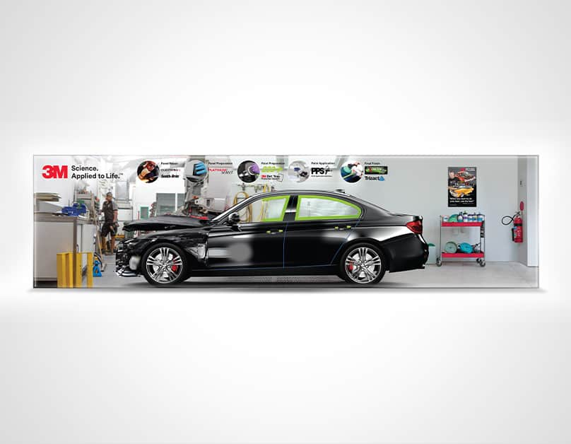 3M AAD Stand Wall<div style='clear:both;width:100%;height:0px;'></div><span class='desc'></span>